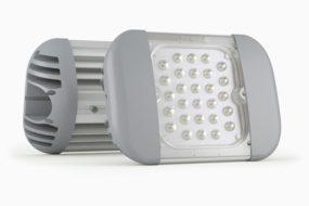 промышленный светодиодный прожектор lsu-дку (40-320 вт)